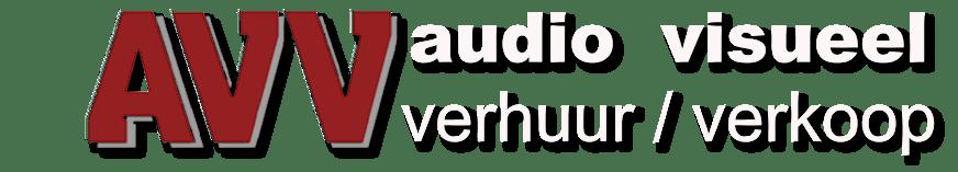 AVV Audio Visueel Verhuur/Verkoop